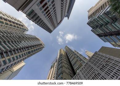 Surrounding buildings Art