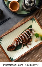 surume ika grilled squid