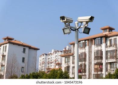 Surveillance monitor image