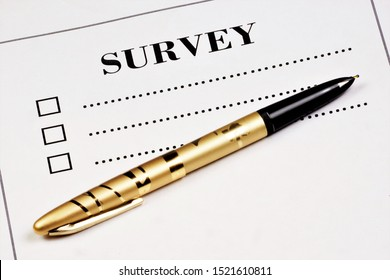 The survey is a method of sociological research and getting answers to pre-formulated questions. Collection and receipt of information about the opinions, knowledge and social facts.