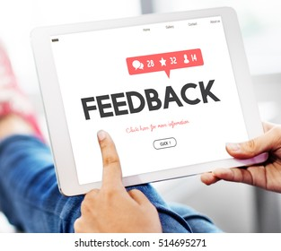 Survey Suggestion Opinion Review Feedback Concept