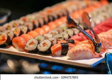 Sushi Buffet Set