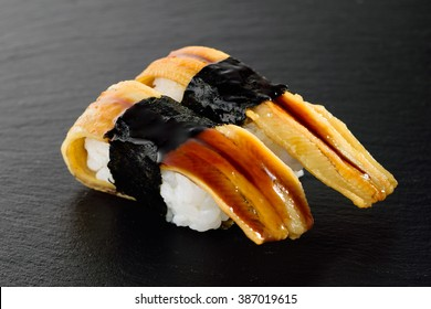 sushi conger eel