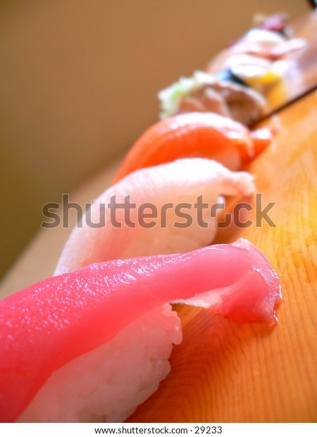 Sushi, a Japanese favourite!