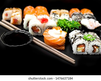 Sushi - Japanese food yummy and cool studio photo shoot and location