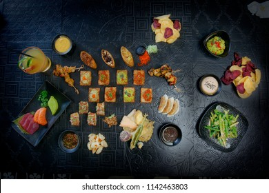 Sushi Nikkei Japanese Peruvian Fusion
