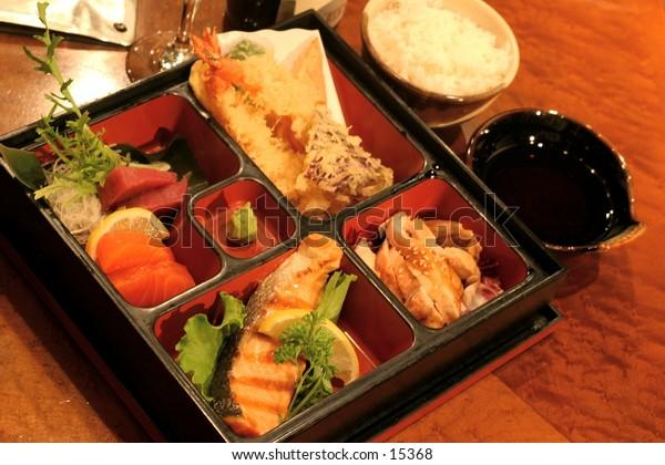 Sushi Platter - Sushi Series