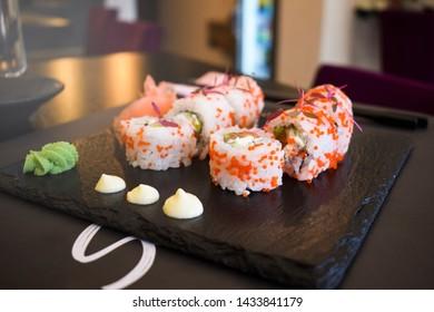 Sushi Fish Eggs Images, Stock Photos & Vectors | Shutterstock