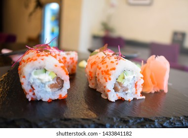Sushi Fish Eggs Images, Stock Photos & Vectors | Shutterstock