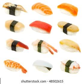 sushi set - japan cousine