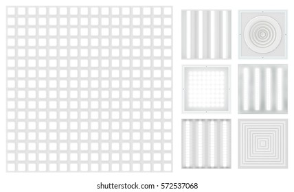 Ceiling Tiles Images Stock Photos Amp Vectors Shutterstock