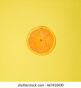Suspended Orange