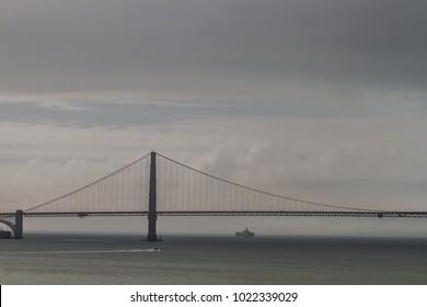 Suspension Bridge San Francisco
