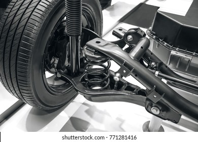 Car Suspension Images Stock Photos Vectors Shutterstock