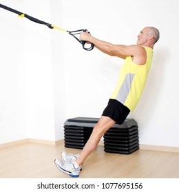 Suspension training exercise