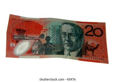 Sustralian $20 note