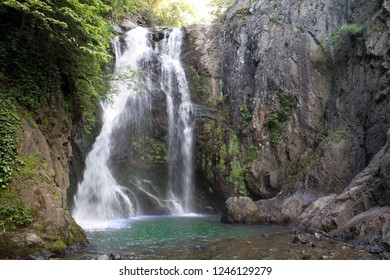 Suuctu Water Falls, Yalova, Turkey