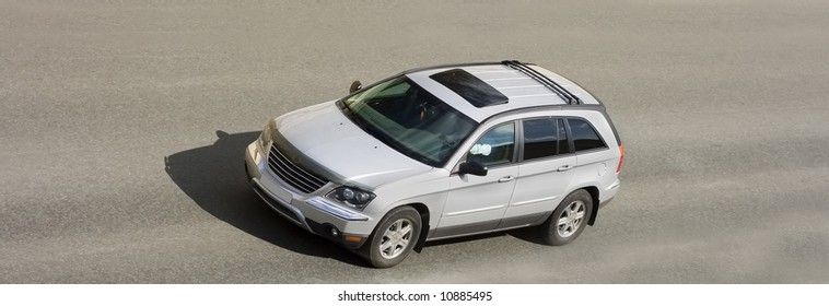 """suv on road - See similar images of this """"Luxury Cars"""" series in my portfolio"""