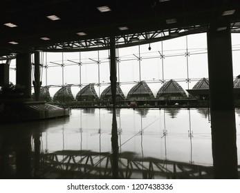 Suvannablumi Airport in Thailand