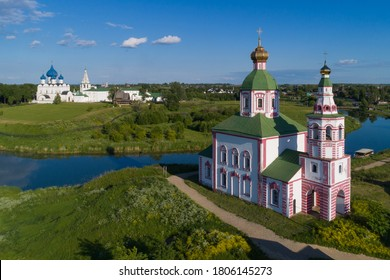 Suzdal, The Golden ring of Russia