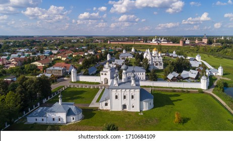 Suzdal, Golden Ring of Russia. Suzdal is one of the main tourist destinations in Russia.