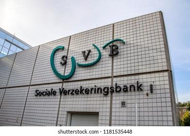 SVB Sociale Verzekeringsbank Building At Amstelveen The Netherlands 2018