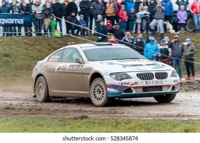 SVETA NEDELJA, CROATIA - NOVEMBER 27, 2016. 7th Rally Show Santa Domenica.