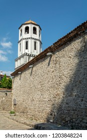 The Sveti constantine and Elena church tower bell in Plovdiv,bulgaria.