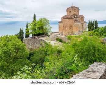 Sveti Jovan, Ohrid, Macedonia