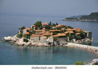 Sveti Stefan Montenegro Unesco