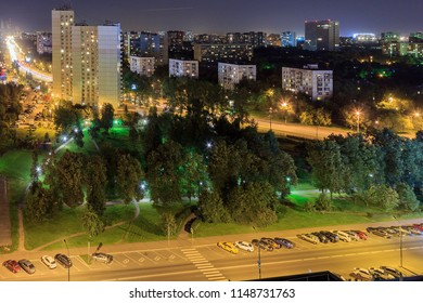 Sviblovo District is an administrative district of North-Eastern Administrative Okrug, and one of the raions of Moscow, Russia.