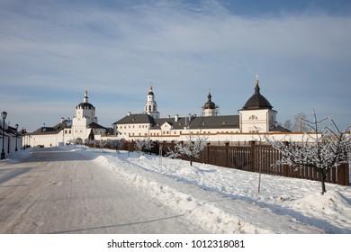Sviyazhsky Theotokos-Uspensky Monastery. Tatarstan. Russia.