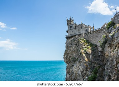Swallow's Nest in the Crimea