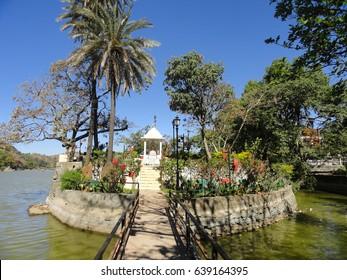 Swami Vivekananda Park- Mount Abu,Rajasthan State, India