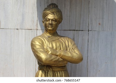 Swamy Vivekananda statue Hyderabad India