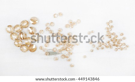 b497162ad Swarovski Crystals Loose Stock Photo (Edit Now) 449143846 - Shutterstock
