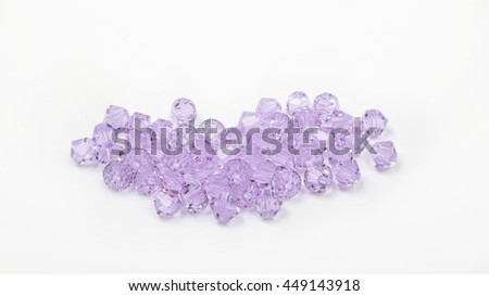 8c245bfc5 Swarovski Crystals Loose Stock Photo (Edit Now) 449143918 - Shutterstock