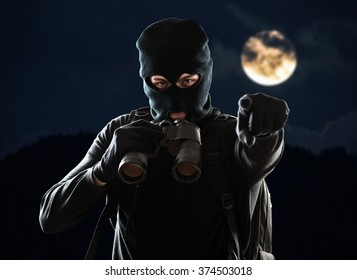 Swat in the night