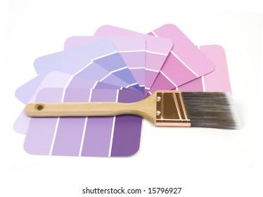 Swatches and Brush (focus on brush)