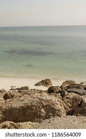 SWCC sea in Jubail, Saudi Arabia