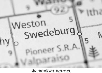 Swedeburg. Nebraska. USA