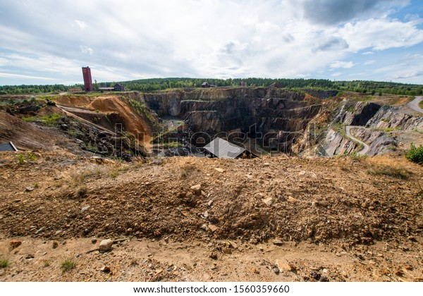 Sweden Falun Copper Mine World heritage