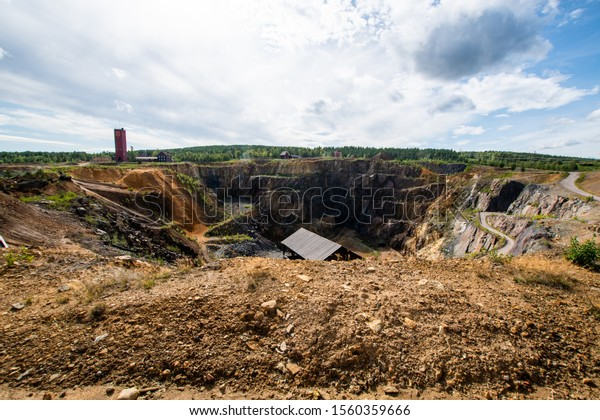 Sweden Falun Copper Mine World heritage