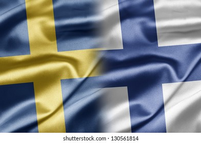 Sweden and Finland