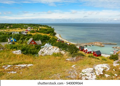 Sweden. The town on the island of Gotland.