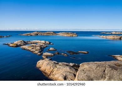 The Swedish Archipelago, Marstrand, Bohuslän, Sweden