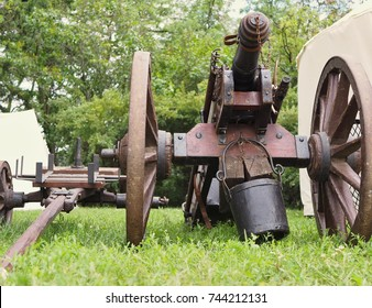 Swedish cannon, Swedish historical army, The Thirty Years' War, Swedish artillery