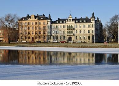 Swedish city of Karlstad