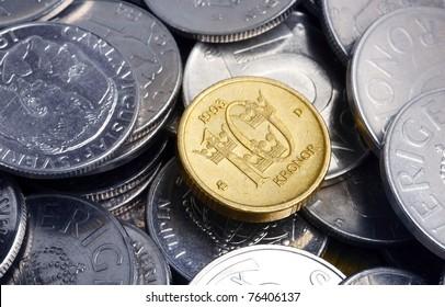 Swedish coins