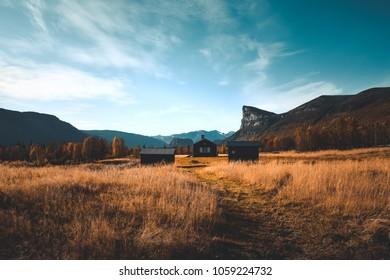 Swedish Lapland Wilderness
